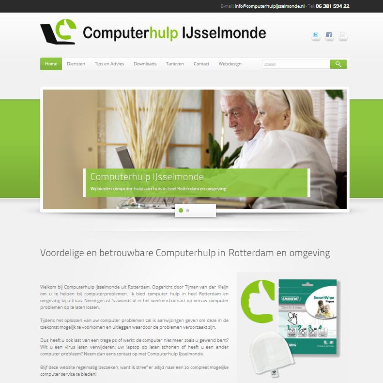 Computerhulp IJsselmonde