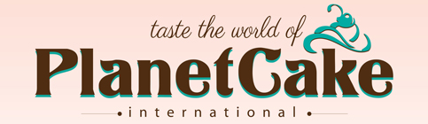 logo Planet Cake