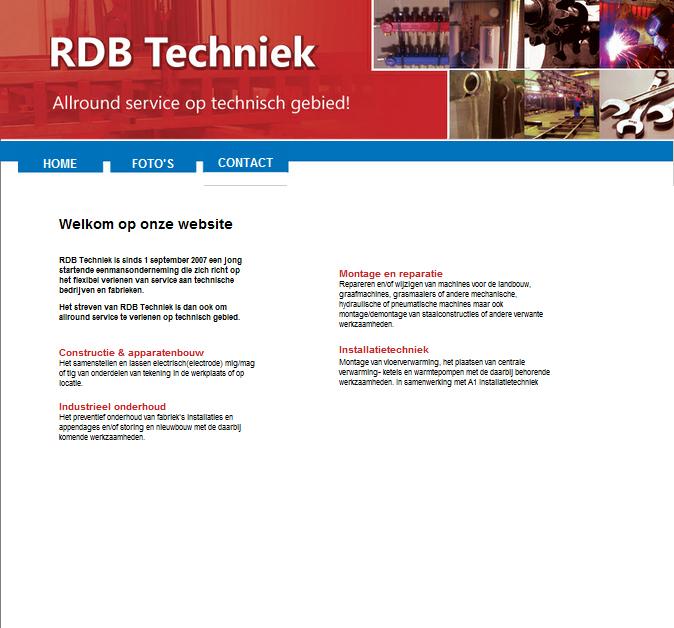 RDB Techniek