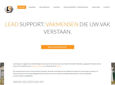 Lead Support
